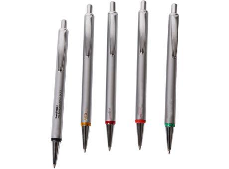 Kugelschreiber können Sie individuell und kundenspezifisch herstellen lassen und Sie dann an Kunden und Intressen verschenekn